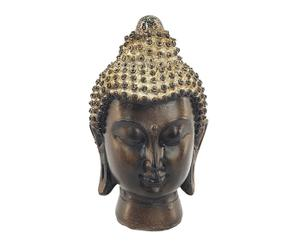 Decoratieve Boeddha Buda, hars, H 13 cm