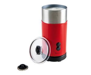 Melkopschuimer Kyo, rood, L 19 cm