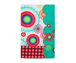XL douchehanddoek Galactic, multicolour, 150 x 100 cm