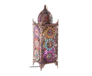 Lamp Allal, multicolour, H 69 cm