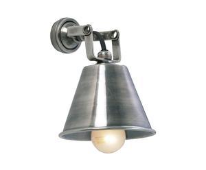 Wandlamp, nikkel