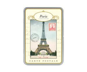 Doosje met 18 postkaarten paris
