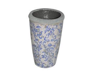 Vaas terracotta - H 21 cm