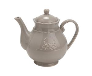 Theepot CORALIE II, taupe