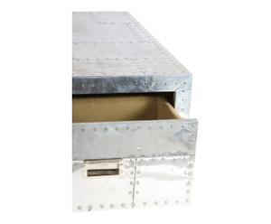 Salontafel Aero, aluminium - L 121 cm