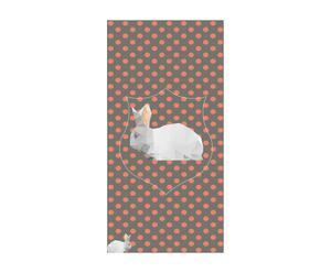 Vliesbehang Bunny, 48 x 300 cm