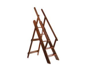 Ladder, hout - Hoogte 177 cm