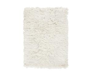 Tapijt DIANE wol, ivoorkleurig - 243 x 152 cm
