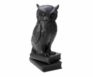 Decoratieve uil Hedwig, H 36 cm