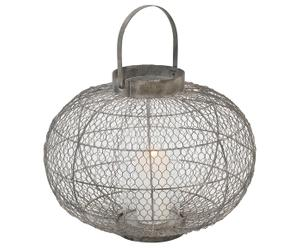 Lampion Maelys, metaal, diameter 44 cm