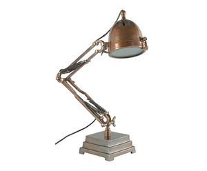 Tafellamp Faith, koper, H 64 cm