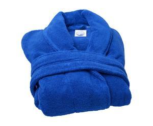 Badjas Madelief, blauw, maat L
