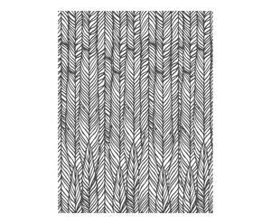 Vliesbehang Feather, 48 x 300 cm