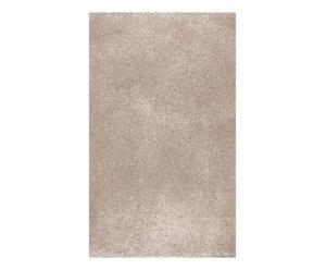 Handgetuft tapijt Amy, beige, 140 x 70 cm