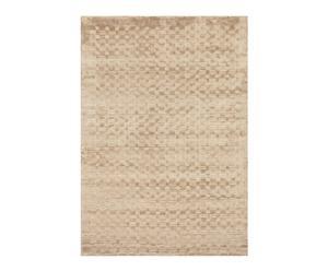 Handgewoven tapijt Rae, beige, 200 x 300 cm
