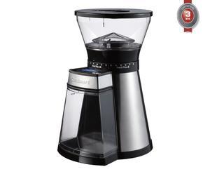 Koffiemolen Cuisine Elsa, zilver/zwart, H 27 cm