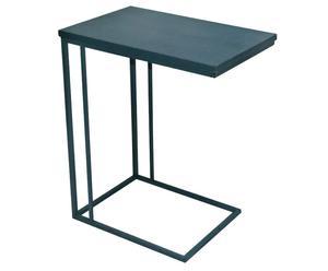 Computertafel Naomi, blauw, L 55 cm