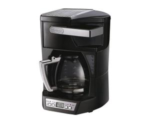 Filterkoffiemachine DeLonghi, 12 kopjes