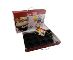 Cadeauset voor cupcakes CUP CAKE DAY