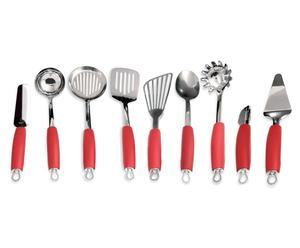 9-delige set keukenaccessoires