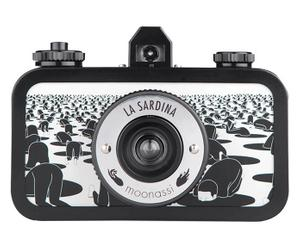 Lomo fotocamera La Sardina & Flash - Moonassi Dream