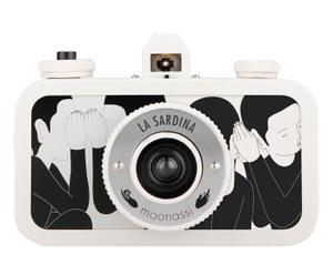 Lomo fotocamera La Sardina & Flash - Moonassi Whisper