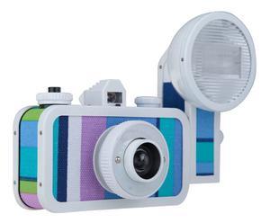Lomo fotocamera La Sardina & Flash - St. Tropez