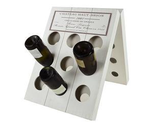 Wijnrek Capraia, opklapbaar, L 40 cm