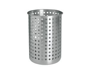Metalen prullenbak Millefiori - Hoogte 25 cm