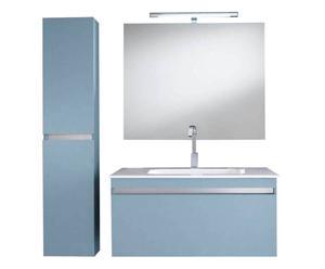 Badezimmer-Set BALI, 3-tlg., B 100 cm