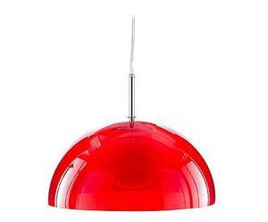 Hanglamp RUBY, rood