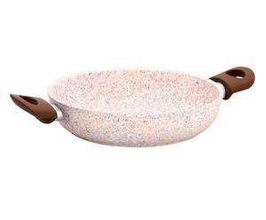 Wokpan Giulia, bruin, diameter 24 cm