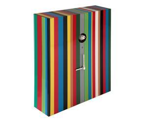Koekoeksklok Arcoiris, multicolor, 29 x 36 x 10 cm