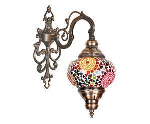 Wandlamp Zada, H 35 cm