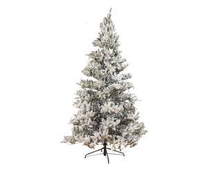 Decoratieve kerstboom met sneeuw Iceland, H 180 cm