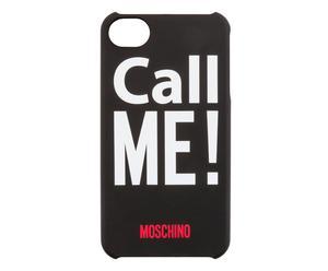 Cover per iPhone 4 Call me! - nera e bianca