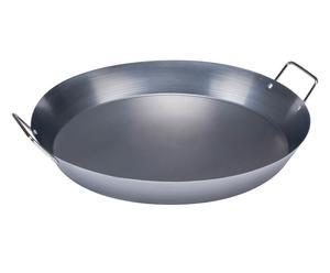 Schaal Paella, zilver, L 48,5 cm