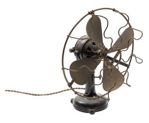Ventilatore in ghisa Marelli anni \'40 p.unico - 32x18x30 cm