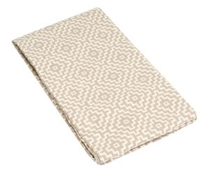 Vloerkleed Niki beige/wit, 150 x 240 cm
