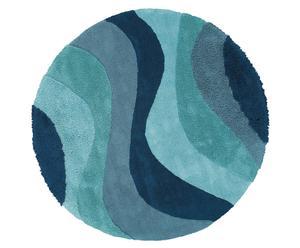 Handgeknoopt tapijt, 200 x 200 cm