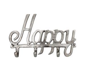 Kapstok Happy met 3 haken