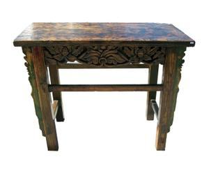 Antieke Gansu consoletafel