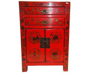 Chinees kastje rood en goud