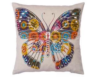 Kussen butterfly, vlinder afbeelding