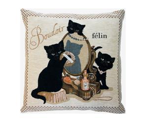 Kussen Boudoir Felin, 50 x 50 cm