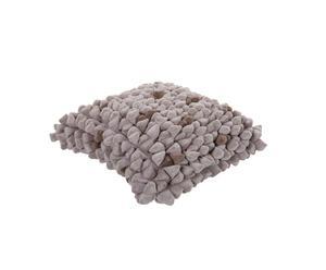 Kussenhoes Pebble, taupe
