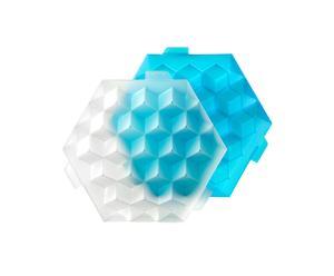 ijsblokmaker Ice Cube Giant, blauw