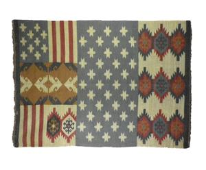 Kleed kelim patchwork, 170 x 240 cm