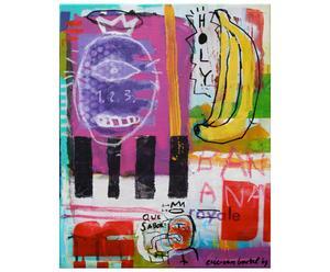 Eric van Boxtel: Holy Banane Royale