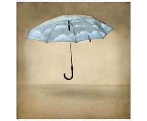 Rogier Alleblas: Paraplu Zweeft